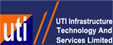 UTI Infrastructure Technology And Services Limited Logo
